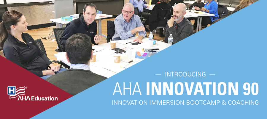 Innovation 90-bottom of the AHA