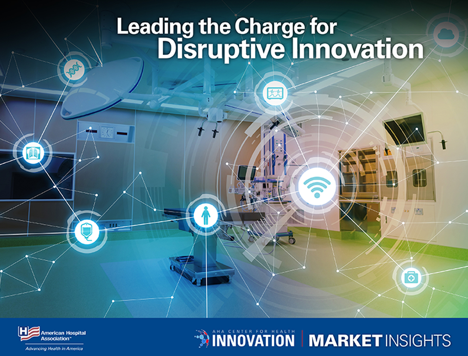 leading disruptions innovation report cover