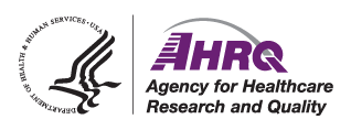 Agency for Healthcare Research and Quality AHRQ logo