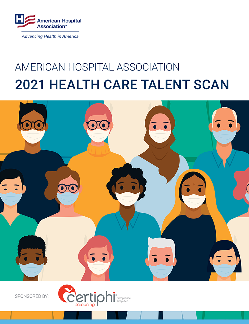 AHA HCC 2020 Talent Scan cover