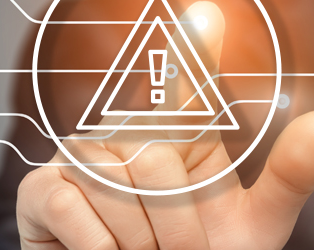 Cybersecurity_hand_icon_triangle
