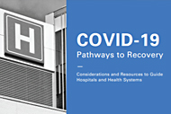COVID-19P Pathways to Recovery report cover page