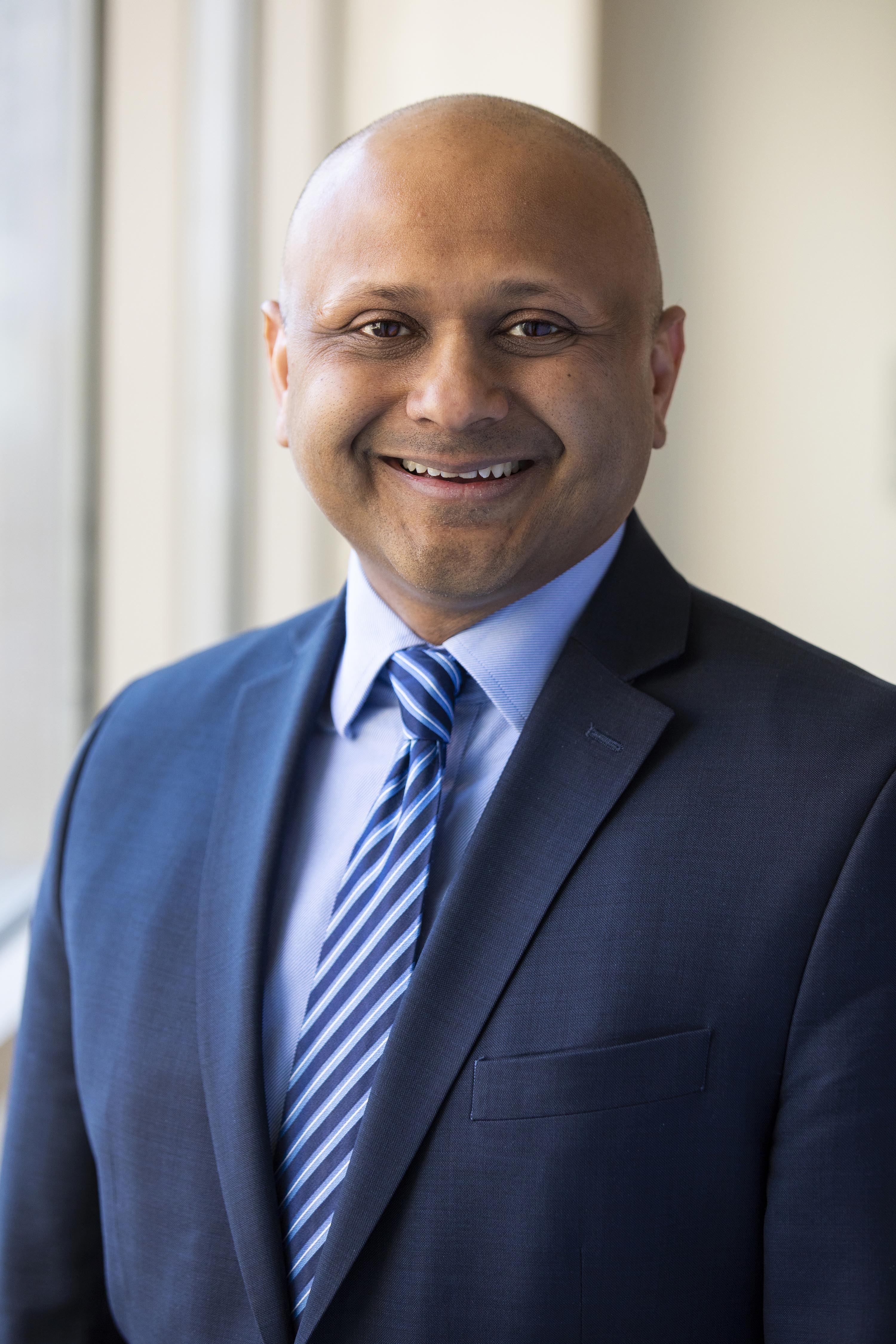 Dr. Harsh K. Trivedi headshot