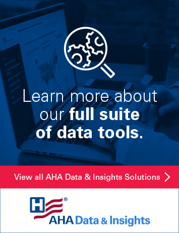 Learn more about our full suite of data tools. View all AHA Data & Insight Solutions.